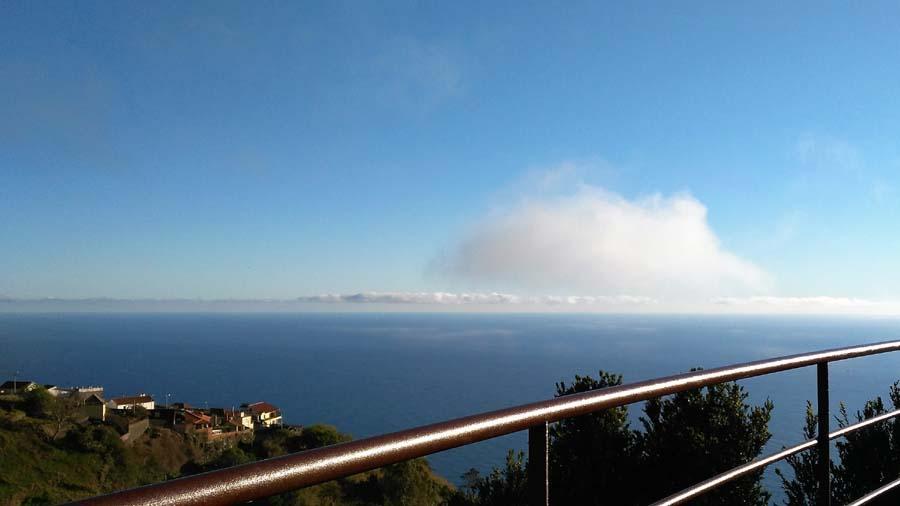 Wij vertrekken naar een heerlijk huis op  Madeira met een spectaculair uitzicht! Hier kunnen we wel overwinteren!