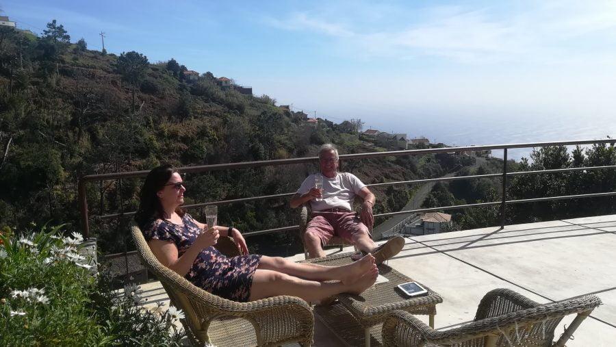Vakantiehuis op Madeira boeken? Binnenkort genieten op het terras!
