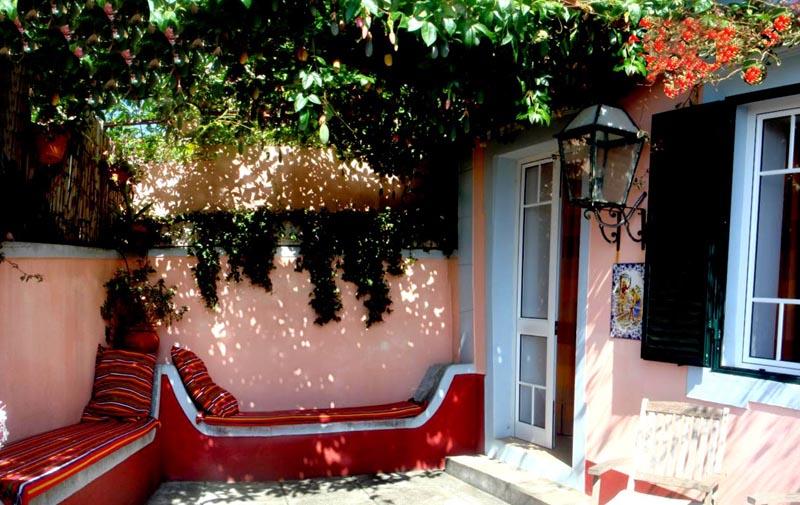 Ons huis op Madeira heeft veel authentieke elementen