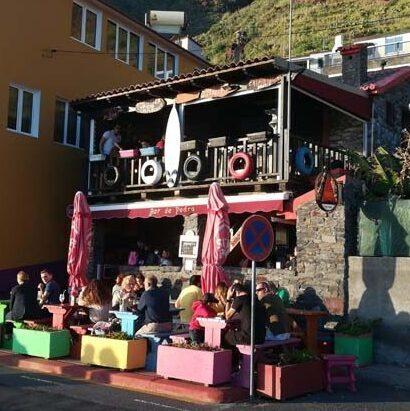 Bar de Pedra. Voor Sundowners!