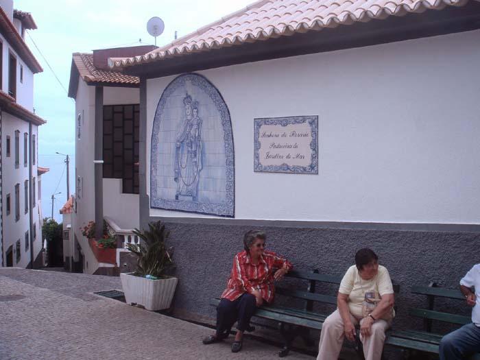 de leugenbank in Jardim do Mar