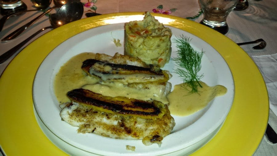 The famous Peixe Espada. Pure gastronomy in Madeira