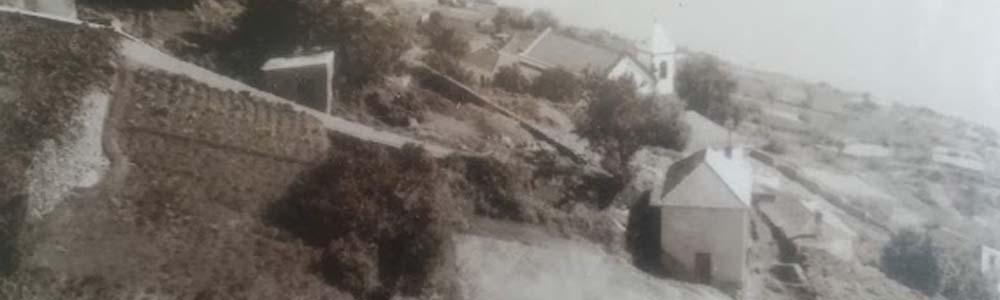 Fajã da Ovelha vroeger