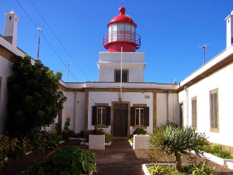 Ponta do Pargo: de vuurtoren