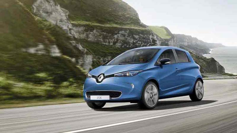 Electric drive is certainly an option in Madeira.